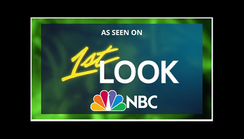 As seen on NBC 1st Look
